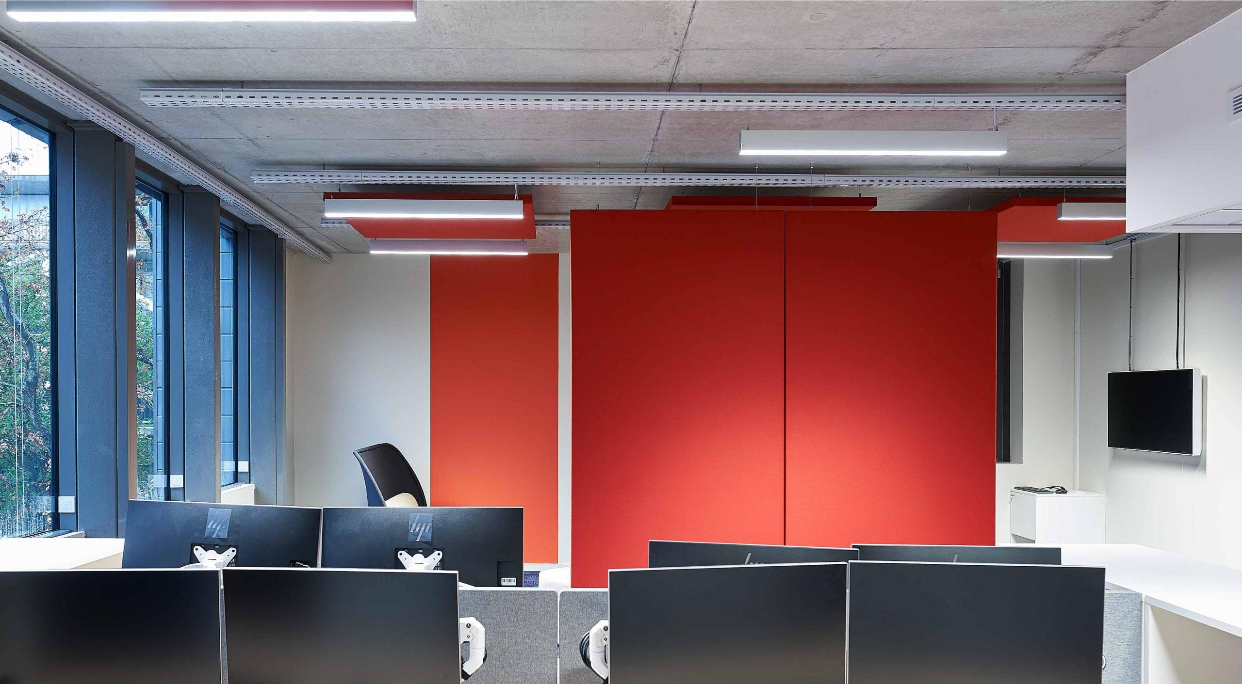 cloison acoustique pour aménagement intérieur et design